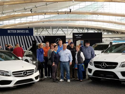 MBCA Pittsburgh - Pittsburgh car show