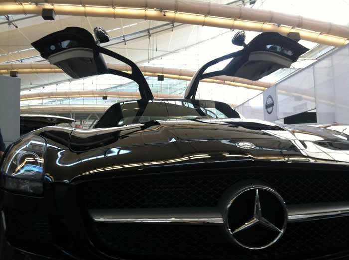 Team Rahal Mercedes Benz Of Pittsburgh